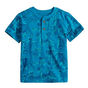 Disney Pixar's Toy Story Toddler Boy Henley Tee Set by Jumping Beans®