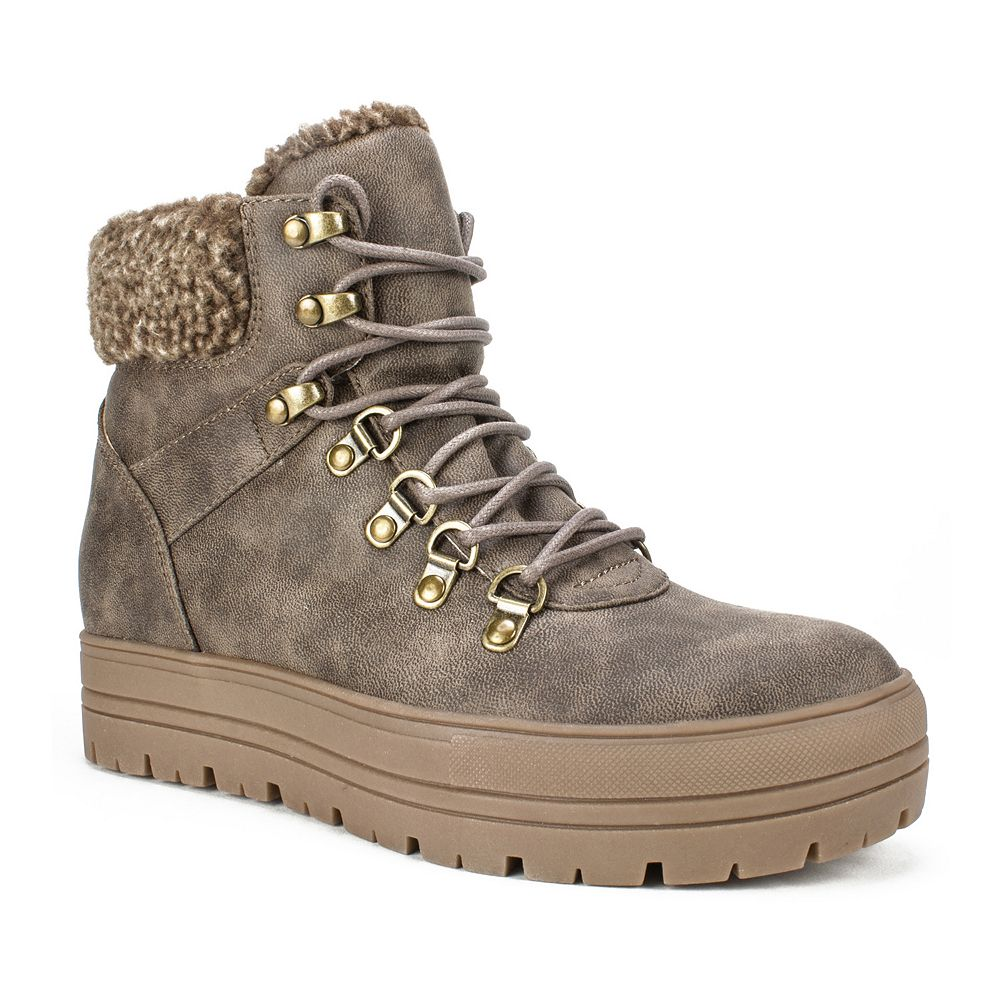 Seven Dials Zenna Hiker With Fleece Women's Winter Boots