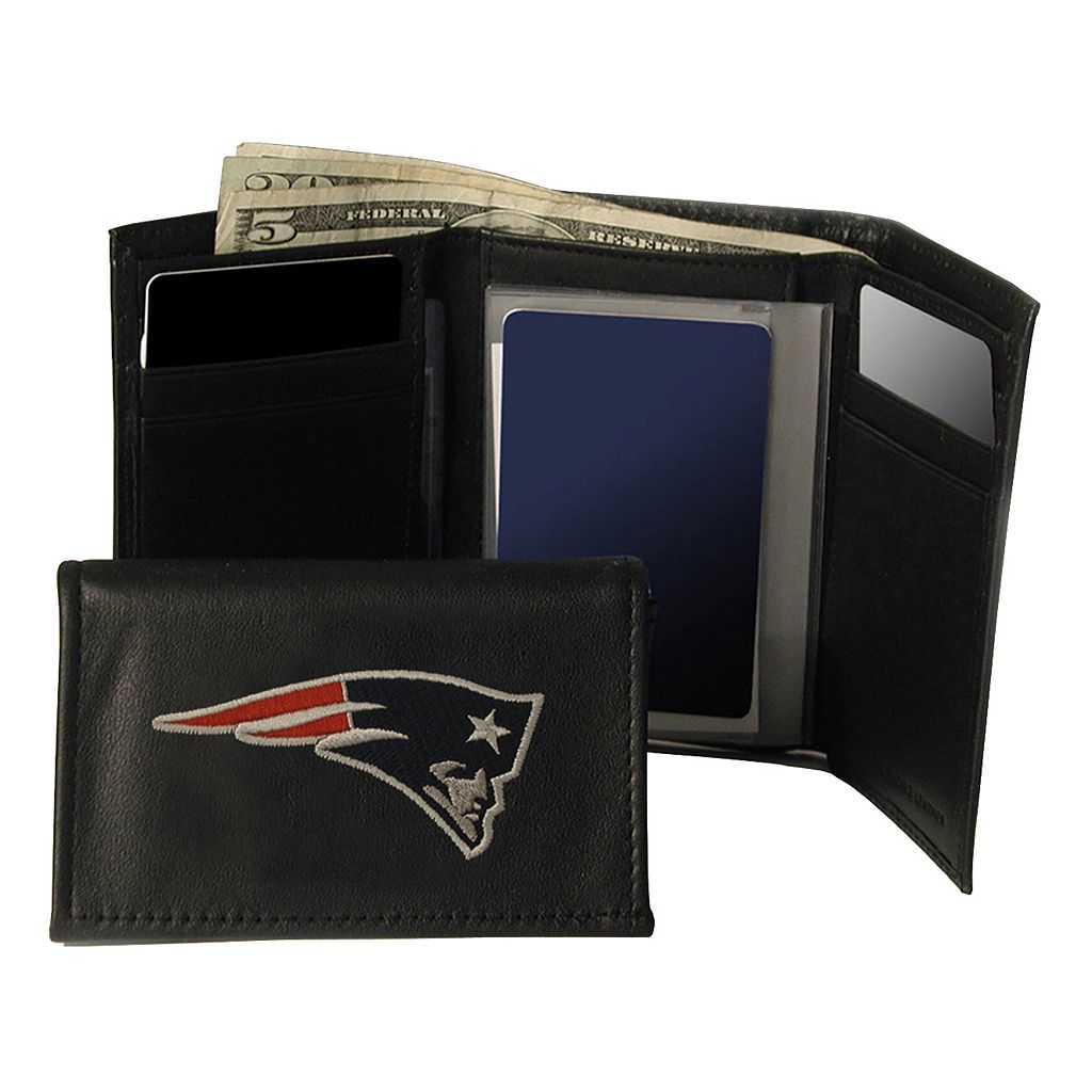 New England Patriots Trifold Wallet