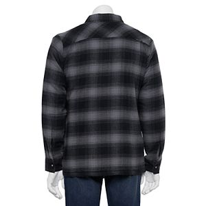 Men's Vans Hooded Shirt Jacket