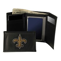 New Orleans Saints Trifold Wallet