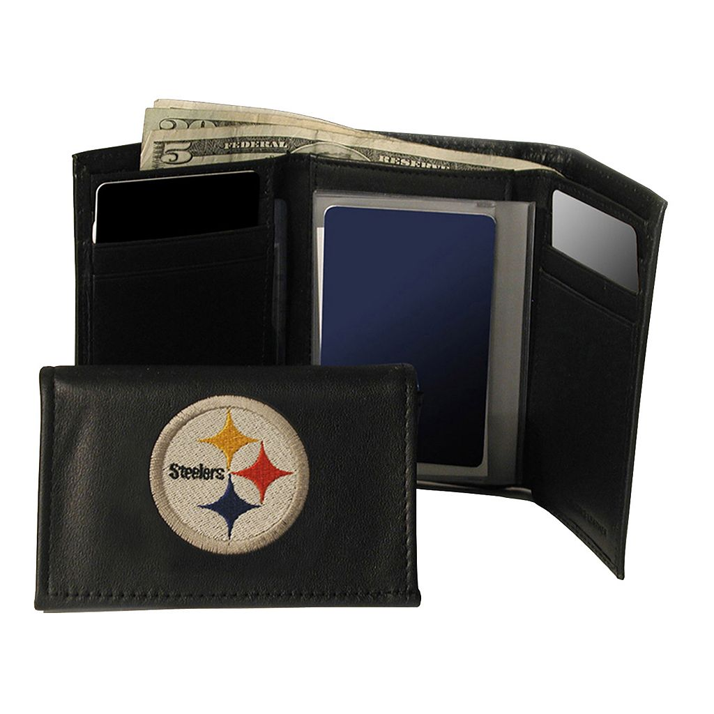 Pittsburgh Steelers Trifold Wallet