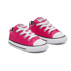 Toddler Girls' Converse Chuck Taylor All Star Madison Zebra Sneakers