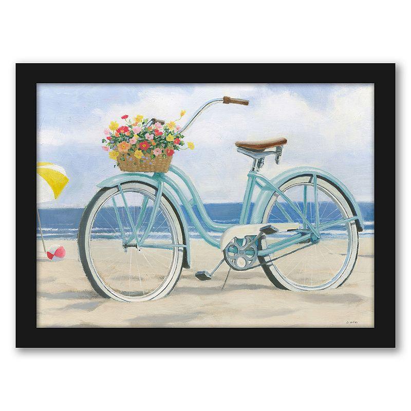 Americanflat Beach Time III Wall Art, 19X25
