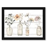 Americanflat A Country Weekend Flower Wall Art