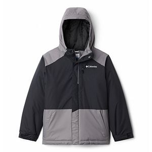 Boys Columbia Hooded Jacket
