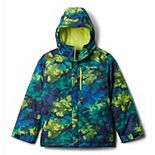 Boys Columbia Hooded Jacket