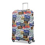 Samsonite Printed Medium Luggage Cover