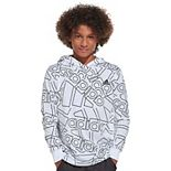 Boys 8-20 adidas Outline Badge of Sport Hooded Tee