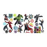 Marvel Avengers Peel & Stick Wall Decals by RoomMates