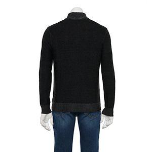 Men's Urban Pipeline® Quarter-Zip Mock Neck Sweater
