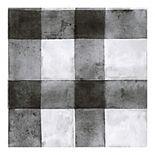 RoomMates Buffalo Plaid Peel & Stick Wallpaper