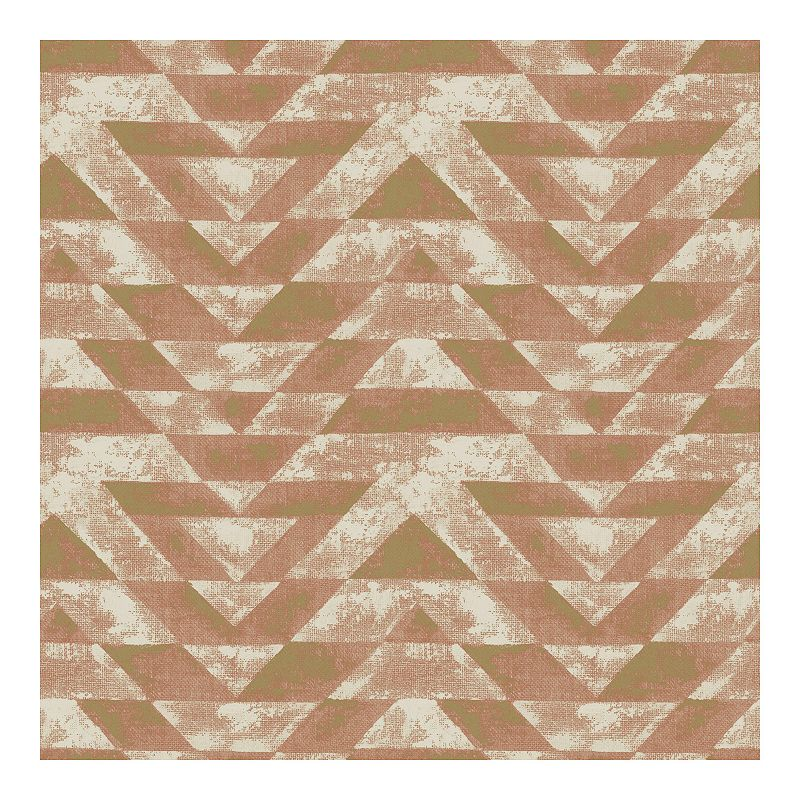 RoomMates Southwest Geometric Peel & Stick Wallpaper