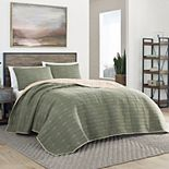 Eddie Bauer Troutdale Quilt and Sham Set