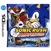 Nintendo DS Sonic Rush Adventure