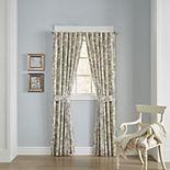 Waverly 2-pack Arezzo Window Curtain Set