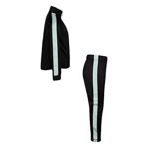 Girls 4-6x Nike Logo Taping Jacket & Pants Track Set