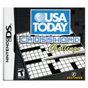 Nintendo DS USA Today Crossword Challenge