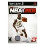 PlayStation 2 NBA 2K8