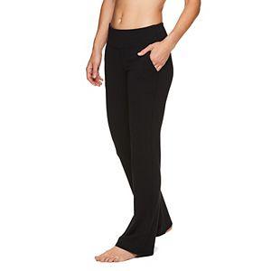 Women's Gaiam Metro Ponte Bootcut Pants