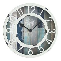 FirsTime & Co. Tranquil Bay Wall Clock Deals