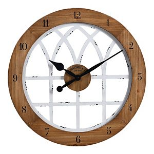 FirsTime & Co. Cathedral Arch Wall Clock