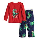Toddler Jammies For Your Families® Dino Family Top & Pants Pajama Set