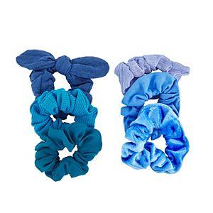 SO® Blues Scrunchie Set