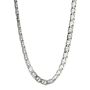 Men's LYNX Mariner Link Chain Necklace