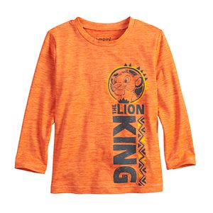 Disney's The Lion King Simba Toddler Boy Graphic Tee by Jumping Beans®