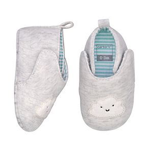 Baby Carter's Cloud Crib Shoes