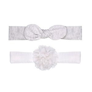 Baby Girl Carter's 2 Pack Knotted & Plume Headwrap