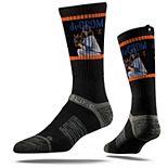 Youth Strideline Jacob deGrom New York Mets Premium Player Crew Socks