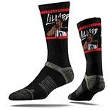 Men's Strideline Damian Lillard Portland Trail Blazers Premium Player Crew Socks