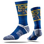 Youth Strideline Stephen Curry Golden State Warriors Premium Player Crew Socks