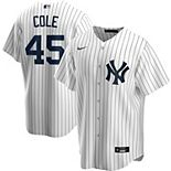 Men's Nike Gerrit Cole White New York Yankees Home 2020 Replica Player Name Jersey