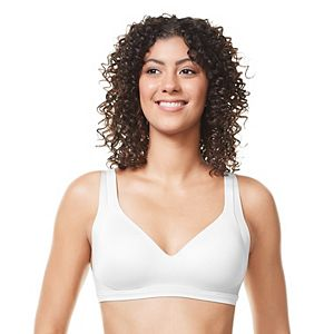 Warner's® No Side Effects Wire Free Back Smoothing Contour Bra RA2231A