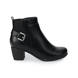 Croft & Barrow® Gila Women's High Heel Ankle Boots