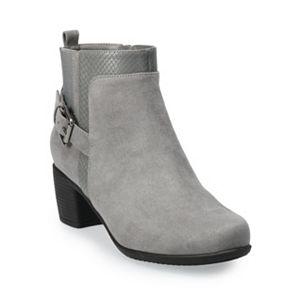 Croft & Barrow® Gila Women's High Heel Ankle Boots