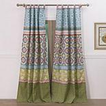 Greenland Home Fashions 2-pack Shangri-La Window Curtains