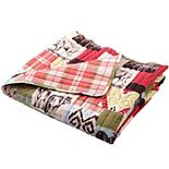Greenland Home Fashions Rustic Lodge Throw