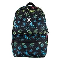 Deals on Hurley One and Only Printed Backpack