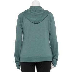 Juniors' Plus Size SO® Favorite Zip-Up Hoodie