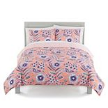 The Big One® Reversible Floral Quilt Set with Shams