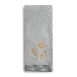 Celebrate Harvest Together Leaves Hand Towel