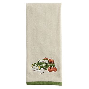 Celebrate Harvest Together Truck Hand Towel