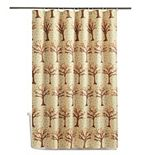 Celebrate Harvest Together Fall Trees Shower Curtain