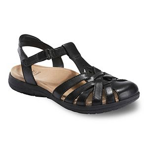 Earth Origins Savoy Sheva Women's Leather Strappy Sandals