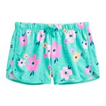 Girls 4-20 SO® Dolphin Hem Shorts