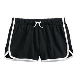 Girls 4-20 SO® Dolphin Hem Shorts
